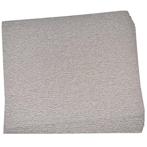 HQRP 9 x 11 Aluminum Oxide Sandpaper 100 Grit 10 Pack