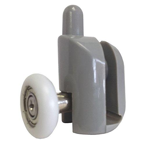 Shower Door 78 Diameter Ball Bearing Roller Assembly for Sliding Shower Doors