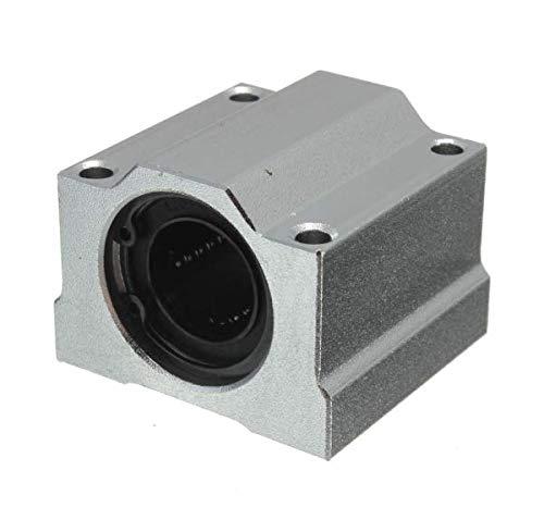 Atfipan SC20UU 20mm Linear Ball Bearing Linear Motion Bearing Slide Bushing for CNC