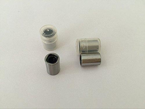CHUN-Accessory - 4pcslot LM3UU 3mmx 7mmx10mm 3mm linear ball bearing bush bushing for 3mm linear round shaft cnc parts
