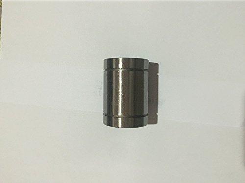 TEN-HIGH LM8UU Linear Motion Ball Bearing Pillow Block 2pcs for 3D Printer