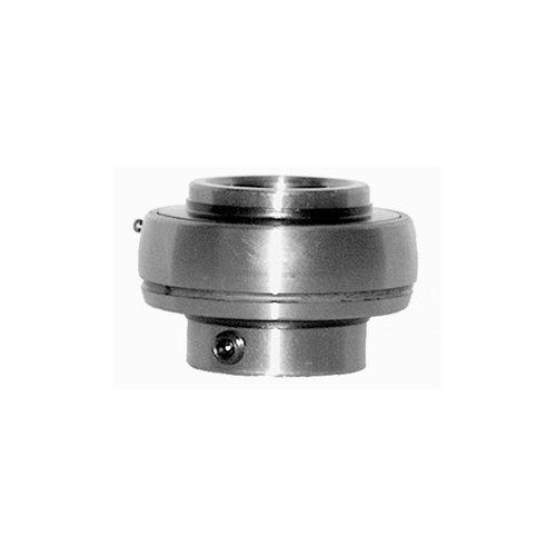 Big Bearing UC201-08 Set Screw Locking Insert Bearing 12 Shaft Size 18504 Outside Diameter 12205 Height two set screws Metal
