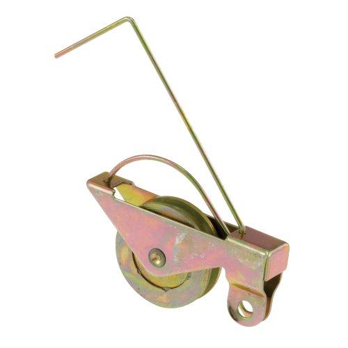 Slide-Co 11101-B Screen Door Spring Tension Roller with 1-Inch Steel Ball Bearing WheelPack of 2