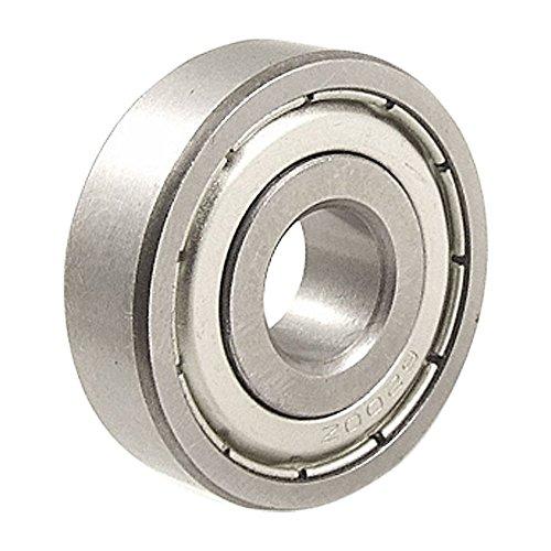 6200Z Ball Bearing - SODIALR 6200Z 10mm x 30mm x 9mm Double Shielded Ball Bearing