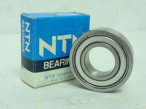NTN Radial Shielded Ball Bearing 15mm Bore Diameter 32mm Outside Diameter
