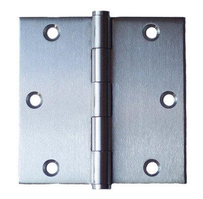 3 x 3 x 2mm Stainless Steel Hinge