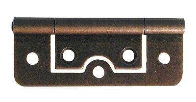 Pro-Pack 10pcs Bi-Fold Door Hinges Bronze 2-12
