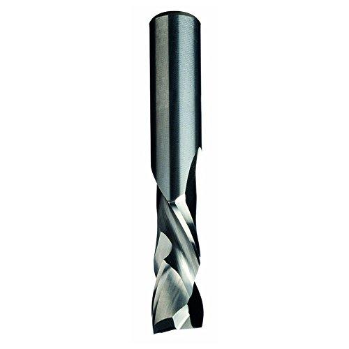 CMT 19050811 Solid Carbide UpDowncut Spiral Bit 12-Inch