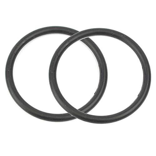2pk Aftermarket Piston O-Ring For Hitachi NR90AE NR90AD NR90AF NV90AG Nailers