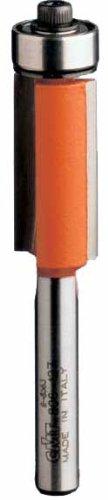 CMT 80609511 Flush Trim bit 14-Inch Shank 1-Inch Cutting Length Carbide-Tipped