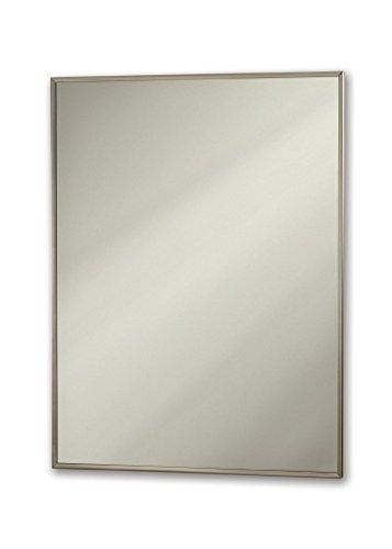 Jensen 490X Stainless Steel Frame Medicine Cabinet 18 x 24