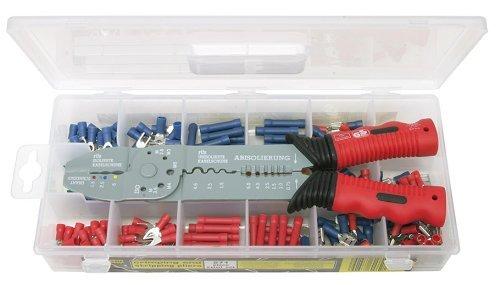KS Tools 1151230 Crimping tool set 271pcs by KS Tools