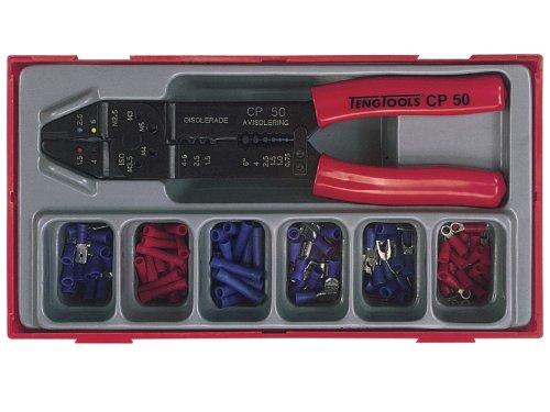 Teng TTCP121 121pc Crimping Tool Set