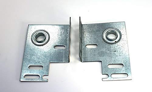 Heavy Duty Commercial Garage Door End Bearing Plates 3 38 Pair