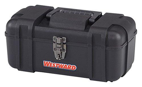 14 Portable Tool Box Black