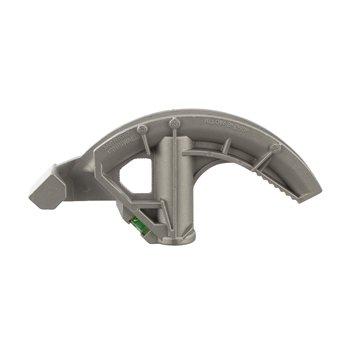 Aluminum Die Cast Conduit Bender 8 Degree Inside Radius For 1 EMT or 34 Rigid