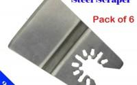 MTP-Tm-Pack-of-6-Ridgid-Scraper-Stainless-Steel-Oscillating-Multi-Tool-Saw-Blade-for-Fein-Multimaster-Bosch-Multi-x-Craftsman-Nextec-Dremel-Multi-max-Ridgid-Dremel-Chicago-Proformax-Blades-33.jpg