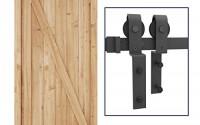 SMARTSTANDARD-6-6ft-Bypass-Sliding-Barn-Door-Hardware-Kit-Upgraded-One-Piece-Flat-Track-for-Double-Wooden-Doors-Smoothly-Quietly-Easy-to-Install-Fit-36-40-Wide-Door-Panel-J-Shape-Hanger-17.jpg